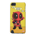Mini Deadpool Funda Para iPod Touch 5