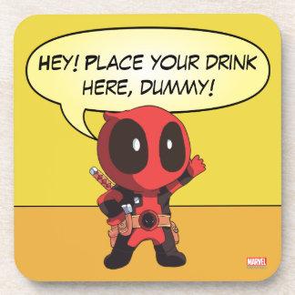 Mini Deadpool Posavaso