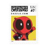 Mini Deadpool Postage