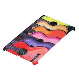 Mini diseño de las guitarras del caso de Ipad