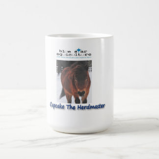 Mini Draft Cup Classic White Coffee Mug