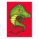 Mini Dragon Card