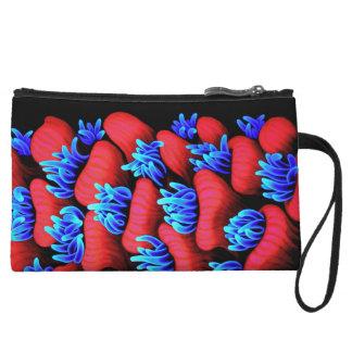 Mini-Embrague coralino fluorescente