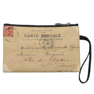 Mini embrague de la postal francesa