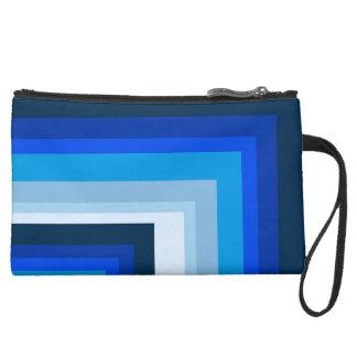 Mini embrague del bloque azul del color