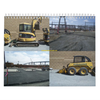 Mini equipment calendar - Customized