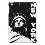 Mini estatua del caso de Nueva York IPad de los re iPad Mini Fundas
