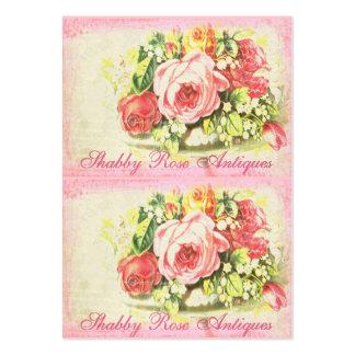 Mini etiquetas de las tarjetas de la colección col plantillas de tarjeta de negocio