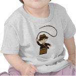Mini explorador con Bullwhip Camisetas