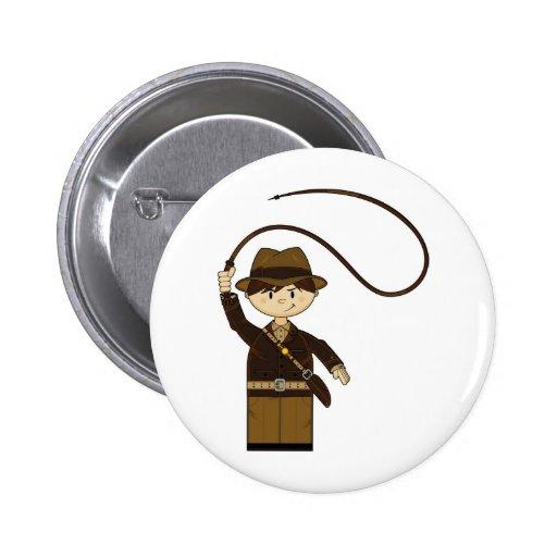 Mini explorador con Bullwhip Pin
