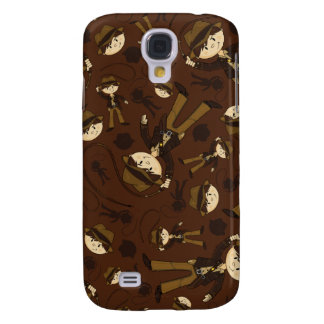 Mini Explorer iphone Case Samsung Galaxy S4 Covers