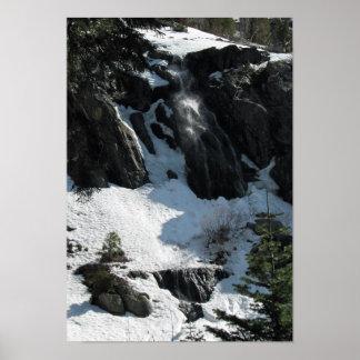 Mini-falls Print