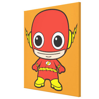 Mini Flash Canvas Print