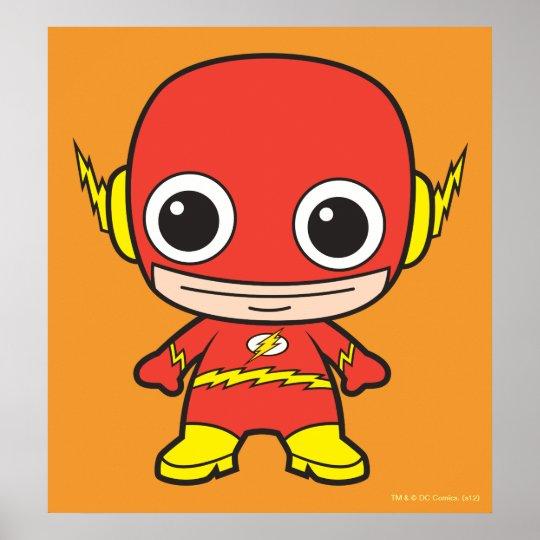 Mini flash póster