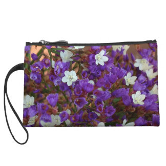 Mini flower clutch