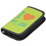 i [Love heart]  my job i [Love heart]  my job Mini Folio Folio Planner