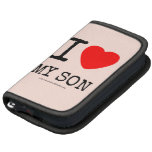 i [Love heart]  my son i [Love heart]  my son Mini Folio Folio Planner