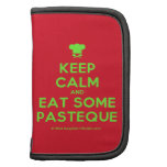 [Chef hat] keep calm and eat some pasteque  Mini Folio Planners