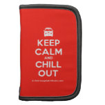 [Campervan] keep calm and chill out  Mini Folio Planners