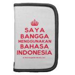 [Crown] saya bangga menggunakan bahasa indonesia  Mini Folio Planners
