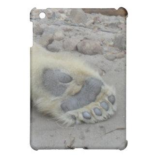 Mini-funda del iPad de la pata del oso polar iPad Mini Protectores