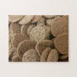 Mini galletas rompecabeza con fotos