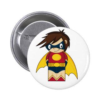 Mini Girl Button