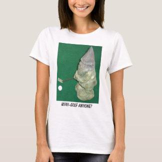 Mini-Golf Gnome T-Shirt