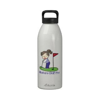 Mini Golf Pro Drinking Bottle