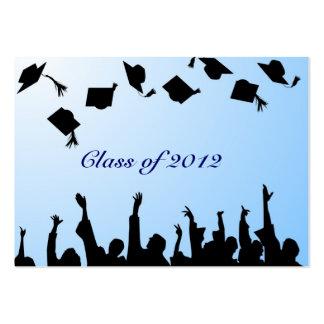 Mini Graduation Announcements Large Business Card