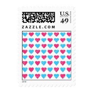 Mini Heart Pattern Stamp