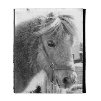 Mini Horse iPad Folio Cases