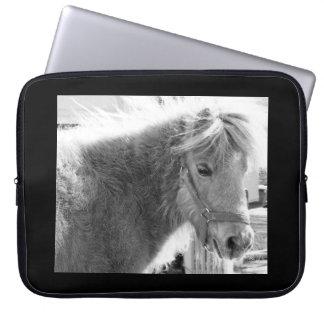 Mini Horse Computer Sleeve