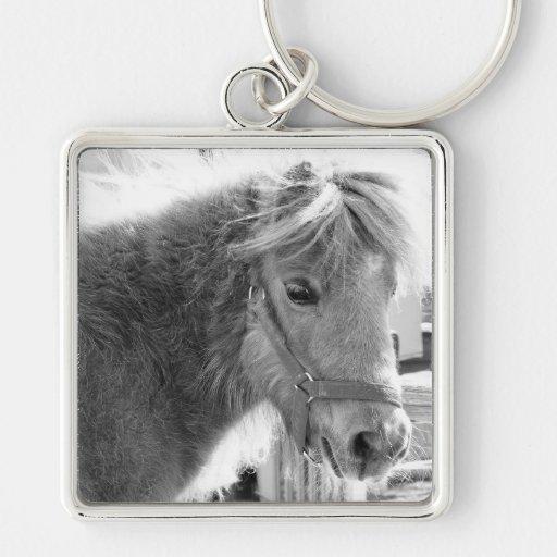 Mini Horse Keychain