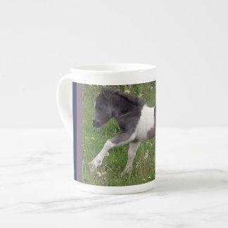 Mini Horse Porcelain Mug