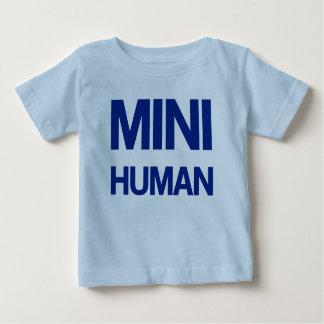 Mini Human (blue) T Shirt