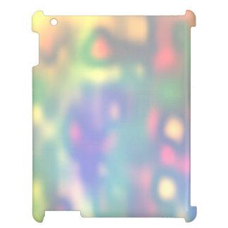 Mini iPad #1 del arco iris borroso