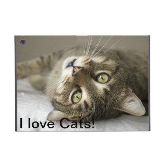 Mini iPad Case  -  I Love Cats!