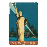 Mini Ipad Case Vintage New York at Night iPad Mini Cover