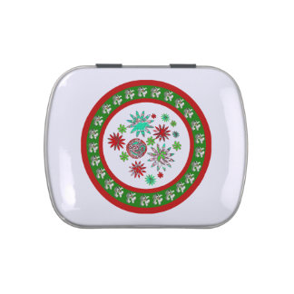 Mini Jelly Bean tin with candy Jelly Belly Tin