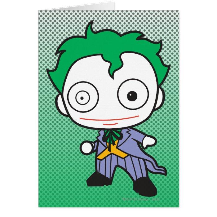 Mini Joker Card