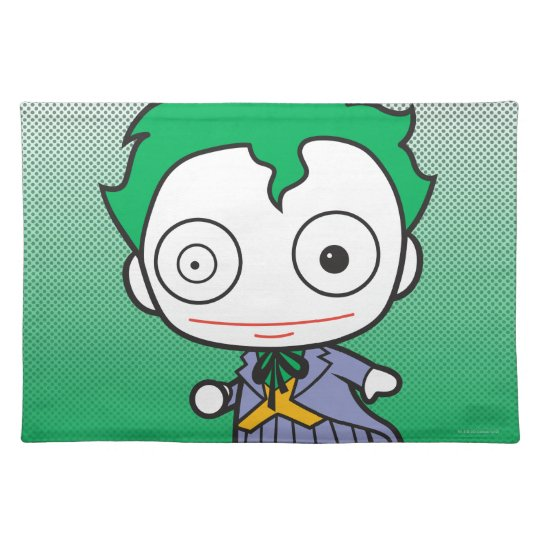 Mini Joker Cloth Placemat