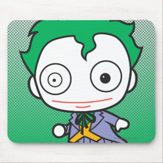Mini Joker Mouse Pad