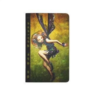 "Mini Journal With Fairy: ""Do You Believe?"""