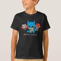 Mini Justice League Sketch T-Shirt
