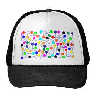 Mini Knob Head Pins Trucker Hat