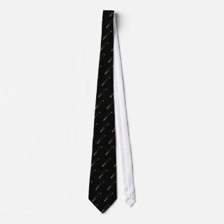 Mini lazo del taco de billar corbatas