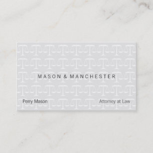 Watermark business cards templates zazzle mini light watermark style scales of justice business card colourmoves