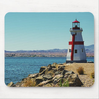Mini Lighthouse, Lake Havasu Mouse Pad