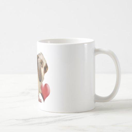 Mini-Lop rabbit Classic White Coffee Mug